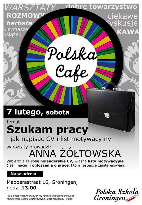 2015-02-07 Polska Cafe - Szukam pracy